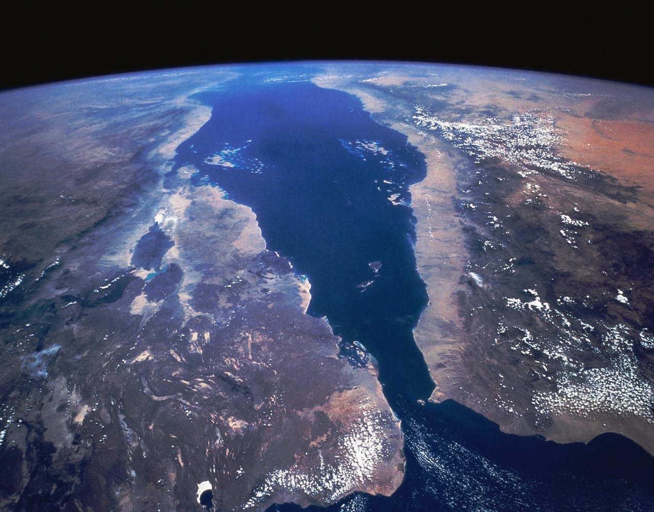 La terra fotografata dallo spazio 82