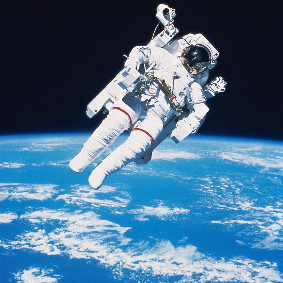 Первый секс между астронавтами сша космосе